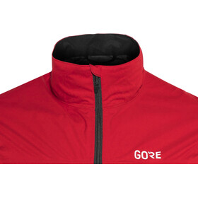 GORE WEAR C3 Gore-Tex Chaqueta Active Hombre, red